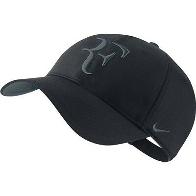 371202-011 New with tag NIKE Tennis Roger Federer cap hat