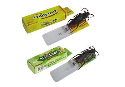 Gum Tricky Toy Chewing Gum Cockroaches Prank Toys April Fool/'s Day Gadget S T4T6