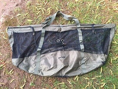 Carptrix Folding Weigh Sling with Stink Bag, Carp Care,Weighing, (HYL021M)