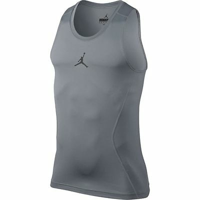 NEW Nike Air Jordan Buzzer Beater Dri-Fit Tank Top 3XL Shirt Gym Red 589114-695