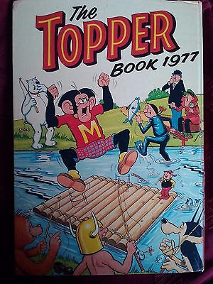 The Topper Book 1977 in excellent condition