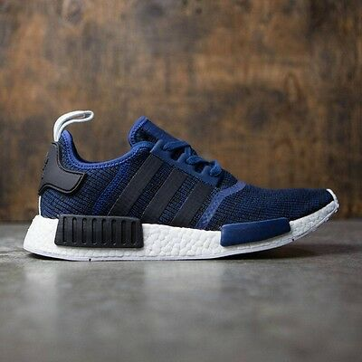 eb9fbde96 Adidas NMD R1 Mystery Blue Nomad Collegiate Navy New Men Size 7.5-13 (BY2775