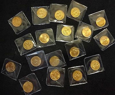 1 Gold Full Real Bullion Sovereign Coin Investment Bag Or Finance Gift Tax Free