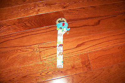 Nwt Mud Pie Elephant Pacy Clip