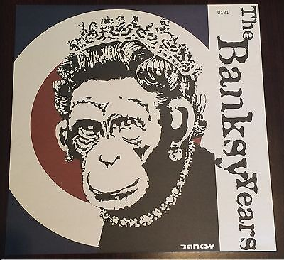 BANKSY – The Banksy Years – 2008 – Edition of 1000