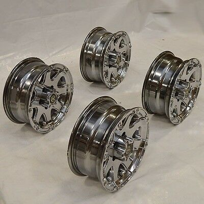 Ranger Boat Trailer Rims American Racing ATX 15 1/2 Inch (Set of 4)