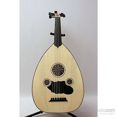 Turkish Nice Oud Lute New Good Quality - With Accesories