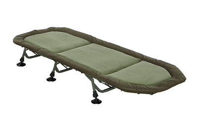 Trakker Carp Fishing - NEW Levelite Compact Bed Bedchair