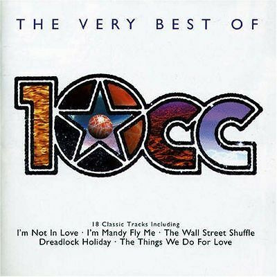 10cc - The Very Best Of (Digitally Remastered) (Cd 1997)