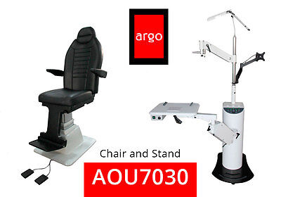 OPHTHALMIC STAND ARGO AOU 7030/7067/AEC002-I 110V (1 Box) Chair & Stand