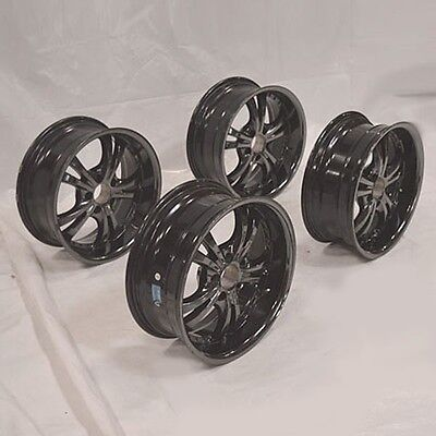 Ranger Boat Rims 18 5/8 Inch Gunmetal (Set of 4)