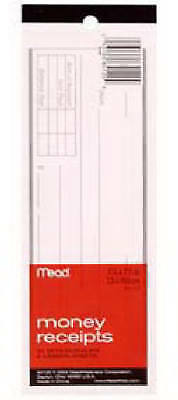 Acco/Mead 64120 Money Receipt Book with Duplicates