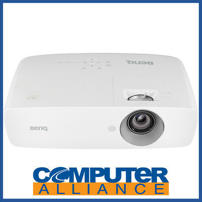 Benq W1090 2000 ANSI 1080P DLP Home Theatre Projector