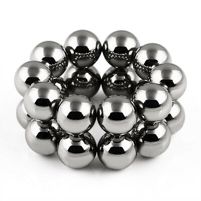 5/20pcs N42 Strong Cube Ball Magnets Rare Earth Neodymium Diameter 12.7mm/0.5""