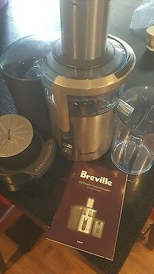 breville froojie juicing fountain