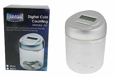 Electronic Coin Counter In Colr Box 2 Asst