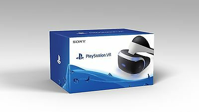 PlayStation® VR Headset - UK Stock