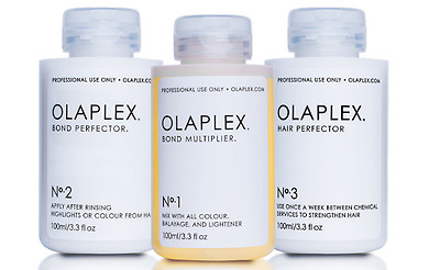 Olaplex No 1, No 2 & No 3 100Ml- Brand New Sealed Bottles-Authentic!!