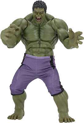 AVENGERS 2: Age of Ultron - Hulk 1:4 Scale Action Figure (NECA) #NEW