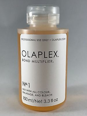 Olaplex No 1- 100Ml- Brand New- Sealed Bottle-100% Authentic!!
