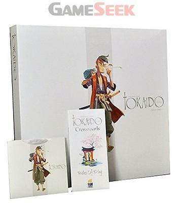 Tokaido Deluxe Edition - Toys Brand New Free Delivery