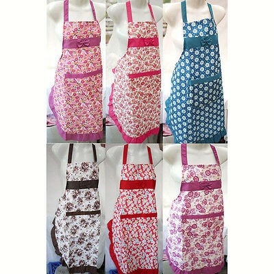 100pc Wholesale Bulk Lots Kitchen Apron with Front Pocket Water Proof Mixed