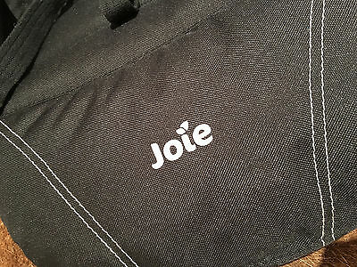 Joie Chrome Replacement/Spare Seat unit in black for pushchair