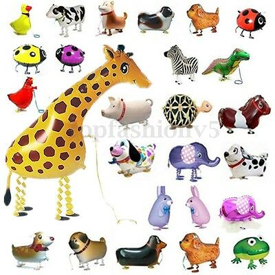 Palloncini Animale Walking Pet Cane Elio Balloon Compleanno Festa Matrimonio
