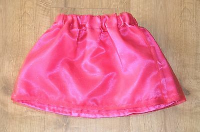 s,   Pink Sparkly Shiny Skirt for 18-24 months old girl
