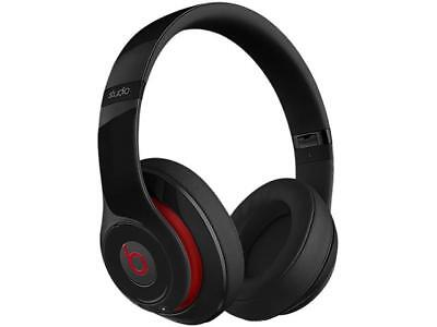 Beats by Dr. Dre Studio 2.0 Wired Over-Ear Headphone (Black) - A Grade Recertifi