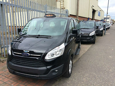 Ford Transit Euro 6 Taxi 2018 Unregistered