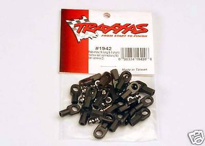 1942 Traxxas RC Car Parts Rod Ends 16 Long & 4 Short Hollow Ball Connectors New
