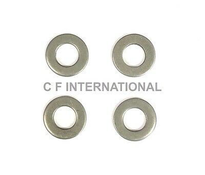 Ford Mondeo Mk IV 2.2 TDCi Bosch Diesel Injector Washers Seals Pack of 4