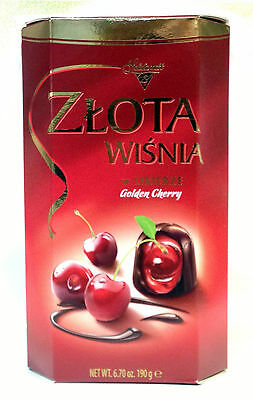 Solidarność Cherries in Liqueur Filled Chocolate 190g