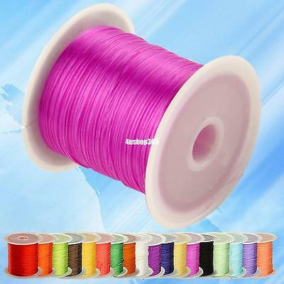 For Jewelry Making Strong Elastic Stretchy Crystal Cord Beading Thread String A