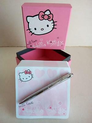 LOT DE 3 set d'écriture HELLO KITTY