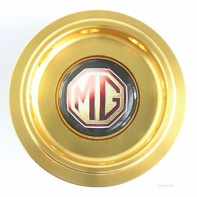 MGF TF MG ZR MG ZS MG ZT Oil Filler Cap Gold Anodised Billet Aluminium K16 VVC
