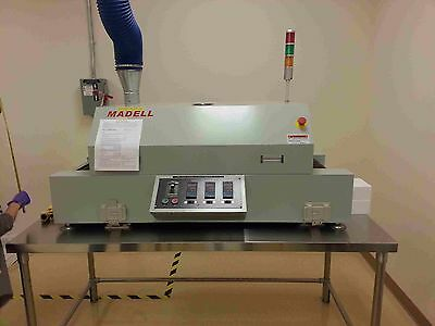 Madell MD-R330 IR Convection Reflow Oven Dryer Belt Furnace