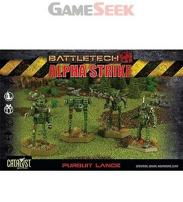 Battletech Pursuit Lance Pack - Toys Brand New Free Delivery