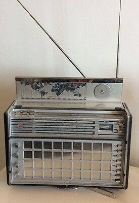 RADIO PHILIPS TRANSOCEANICA VINTAGE 22RL798 ~JAMES BOND Film