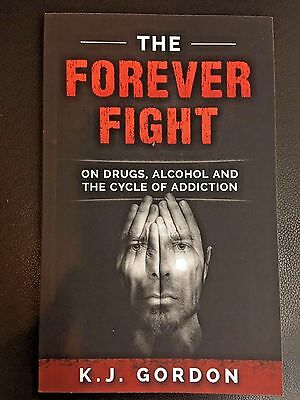 Paperback Book On Drugs, Alcohol, & Cycle of Addiction - From Opiates to Alcohol