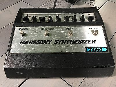 ADA Harmony Synthesizer - perfect working order - Rare !