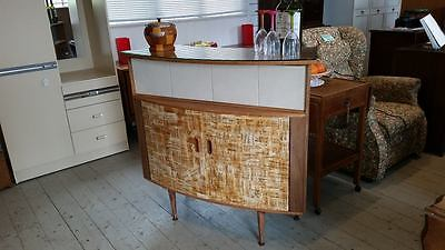 Retro Mid Century (1950's) Home / Cocktail Bar