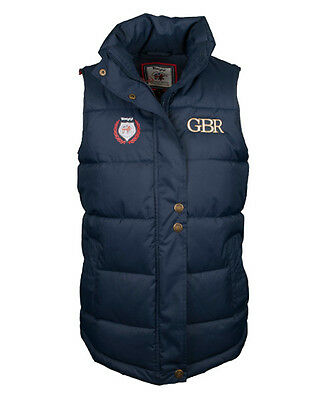 Toggi Team Gbr Athens Unisex Gilet Brand New Horse Equestrian