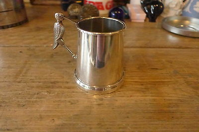 Small Silver Plated Jug