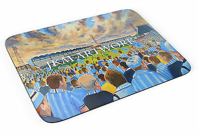 Highfield Stadium Art Mouse Mat - Coventry City FC