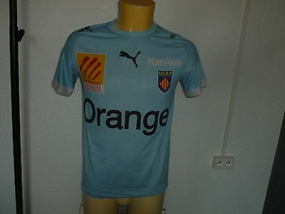 Maillot Rugby USAP PERPIGNAN Dragons catalans # 9 DURAND taille M