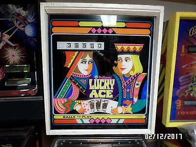 1974 Williams Lucky Ace Pinball Machine