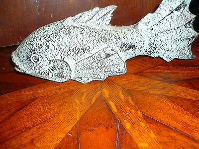 Wooden Fish Old Hand Carved Beautiful African Art?