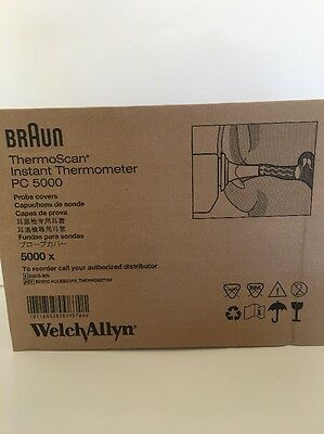 Welch Allyn Thermoscan PC 5000 Probe Covers